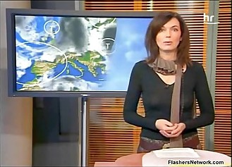 Oops seethrough weathergirl caren schmidt - http:// /WantToChat