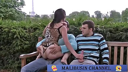 Couple Public Sex