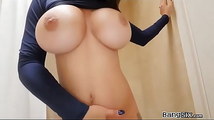 Peta Jensen Has The Biggest Fucking Tits And Perfectly Round Ass