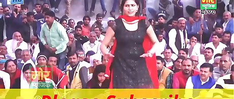 Latest Stage Show Sapna Choudhary Dance -- Sapna Haryanvi GIrl Dance