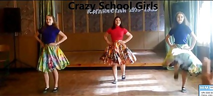 KALINKA OOPS 2016 (upskirt dance) - YouTube.MKV