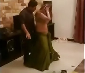 dance in room