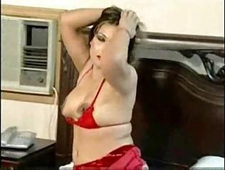 Pakistani bigboobs aunty nude dance by ZD jhelum
