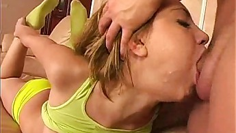 Greatest Teen Deepthroat