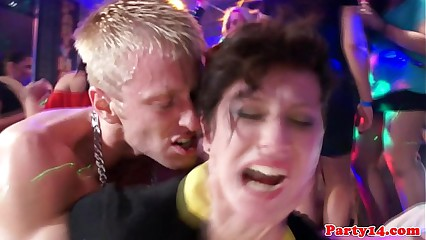 European party amateur doggystyle pussyfucked