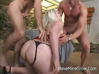 Lorelei Lee - Threesomes For Two Amazing Hotties And Anal Sex