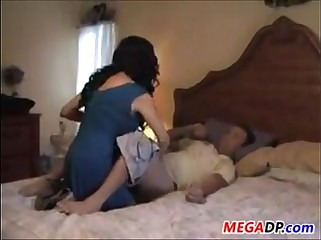 MILF Double Penetrated By Horny Step Sons