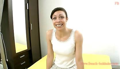 ebony yumi french bukkake casting