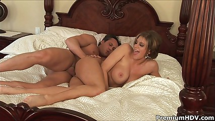 Preview video Eve Lawrence hot pussy fucked feet toes soles