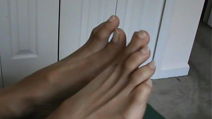 Mixed girls sexy feet toes and soles Pinky G