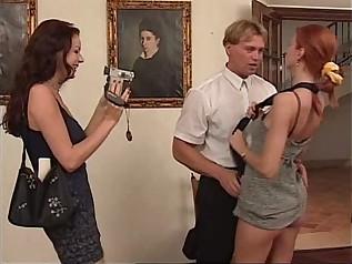 Kate Moore threesome