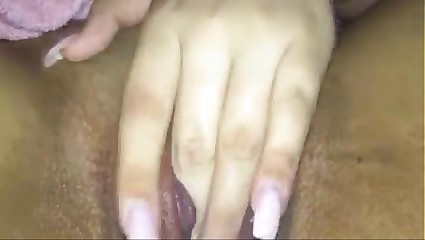 latina trying to squirt