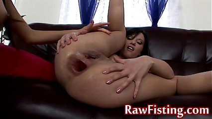 extreme anal fisting babes