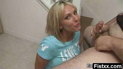 Superb Titty Enthralling Fisting Slut Secretly Screwed