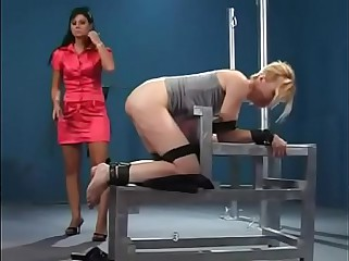 Elitepain spanking game show competition