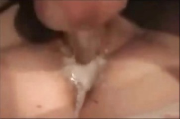 Wife interracially shared and creampied