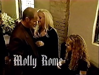 The Gangbang Girl #28 Alana Evans Molly Rome