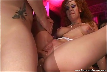 Group Sex DP Threesomes From Europe