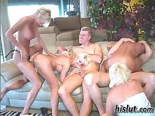 These girls love group sex