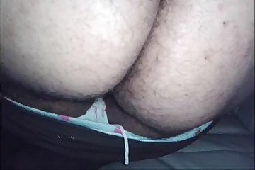 Tight hairy anal
