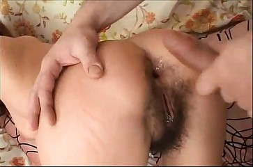 Hairy Pussy. Fuck & Creampie 3
