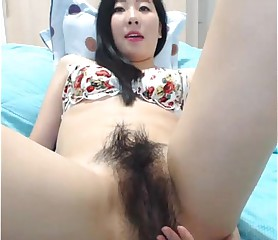 sexy super hairy chinese part2