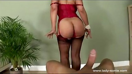 DANICA COLLINS -  AMAZING HANDJOB