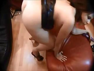 Big butt milf homemade anal