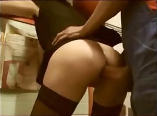 Amateur hot milf homemade anal