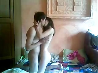 Young couple homemade sex tape
