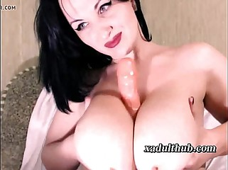 Xadulthub.com-busty webcam F CE2