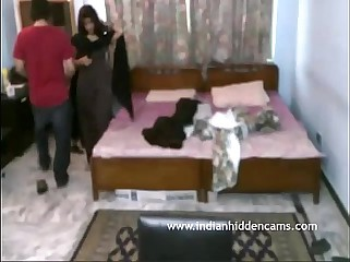Indian Couple Honeymoon - IndianHiddenCams.com