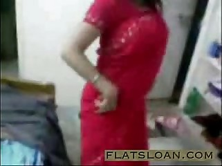 Indian Housewife Bindu