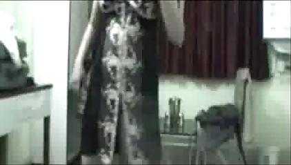 Indian Wife Dance