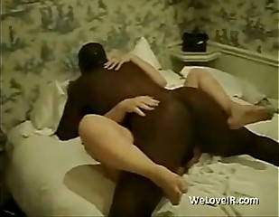 Hawt Interracial fucking