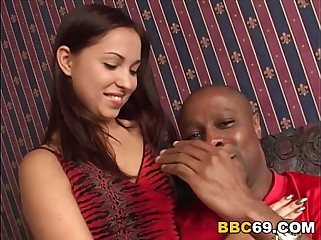 Alexandra Interracial Anal
