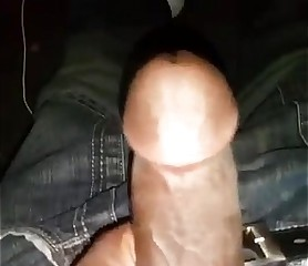 STUFFING MY LONG DICK IN SPANISH GIRL/JERKING OFF