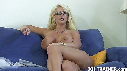 I really want to see you blow your load JOI