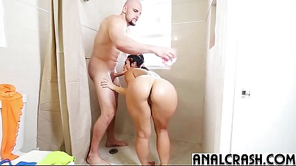 Teen Hot Sexy Girl (kelsi monroe) In Her 1st Anal Sex Action clip-15