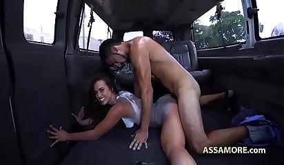 Kelsi Monroe Big Ass Babe Fucks Fans