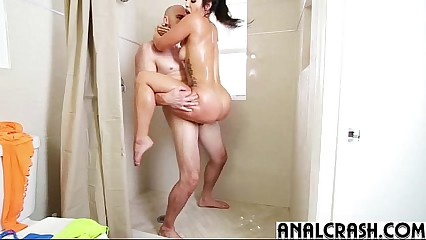 Anal Sex Tape With Amateur Horny Sexy Girl (kelsi monroe) movie-17