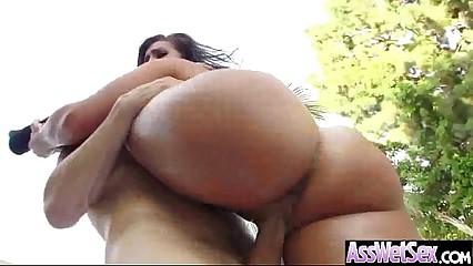 Anal Hard Sex Tape With  Huge Booty Girl (kelsi monroe) video-17