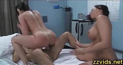 Rachel Starr Kendra Lust threesome