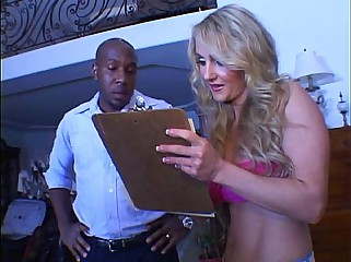Lori Lust and Mandingo