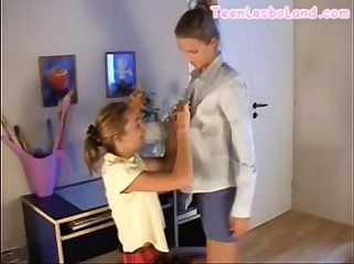 Petite Lesbian School Girls