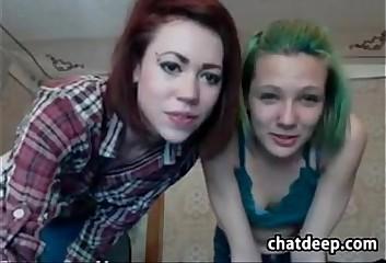 Skinny Lesbian Sluts