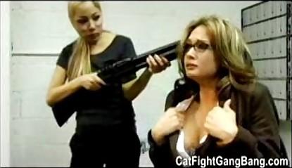 lesbian robbery 2
