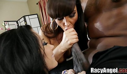 Lisa Ann Fucks Big Black Cocks Compilation Prince Yahshua, Lexington Steele