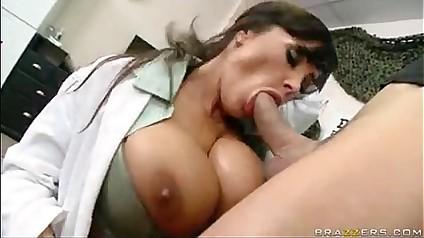 Pornstar Lisa Ann - The Return of Dr Loveless - Brazzers.com Porn