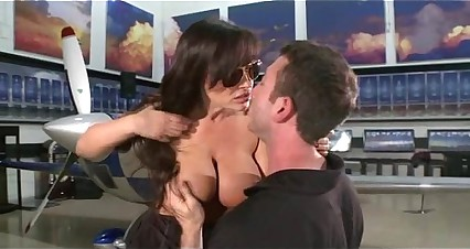 Lisa Ann doggystyle fuck